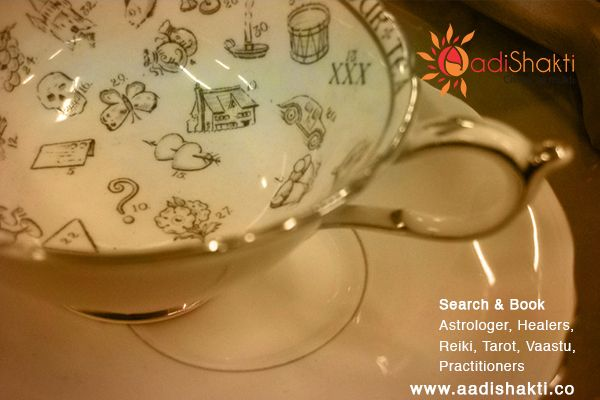 #Teacup #reading is a technique for guess or fortune telling http://www.aadishakti.co/