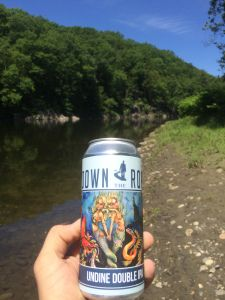 Down the Road Brewery 'Undine Double IPA'