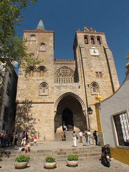 Sé de Évora - Portugal