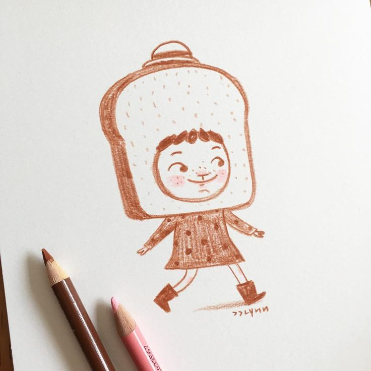 Did you have a breakfast ? Yum yum🍞 Morning doodle :-) Fun doodle! 아침엔 식빵 ㅋㅋㅋㅋ냠냠 . . . #illustration #doodle #sketch #sketchbook #colorpencil #drawing #dailydrawing #cuteillustration #handdrawn #childrensillustration #girl #character #jjlynndesign #일러스트 #낙서 #스케치 #두들 #드로잉 #데일리드로잉 #스케치북 #색연필 #그림 #그림쟁이 #제이제이린 #캐릭터 #손그림 #귀여운일러스트