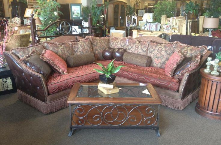 Custom Sectional Furniture Buy Consignment Pinterest