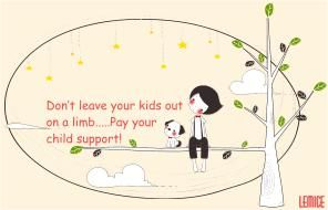 Child support enforcement information