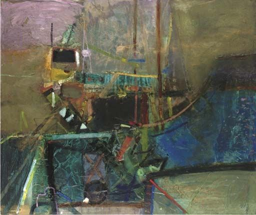 Barbara Rae - The Russian Ship