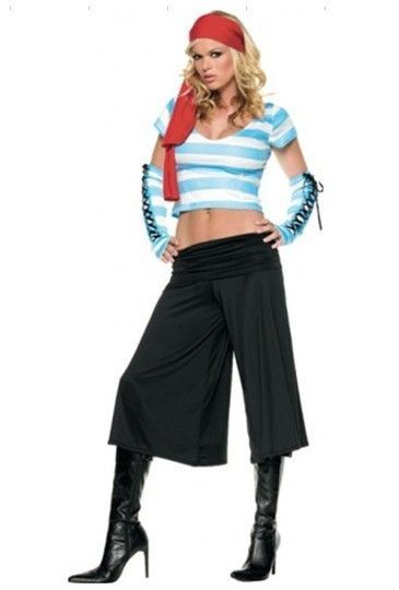 Pirate costumeF-3410,halloween costume clearance,halloween costumes for pregnant women,iron man halloween costume on www.beauty-sexy.com