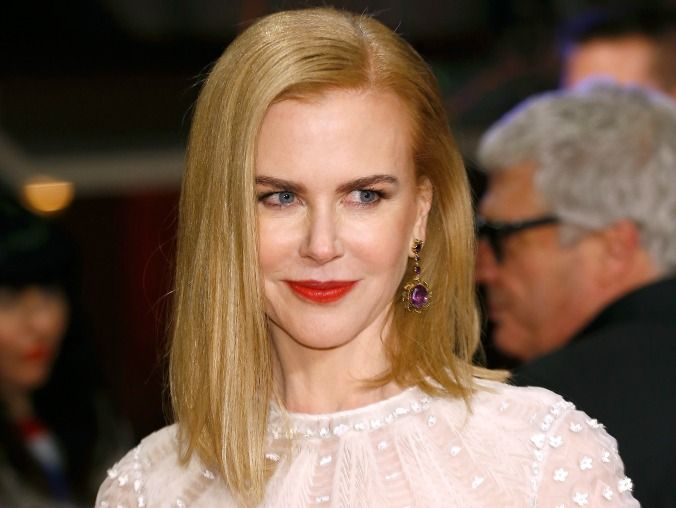 How to find the right lipstick for your skin tone: Fair skin tones like Nicole Kidman..