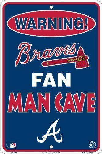 Atlanta Braves Bedroom Decor: 31 Best Atlanta Braves Caves And Rooms Images On Pinterest