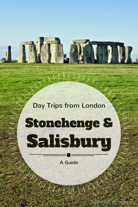 The ultimate day trip guide to visiting Stonehenge & Salisbury in England
