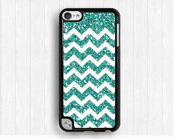 glitter  Ipod touch 4 casechevron iPod touch 5 by FindPhonecase, $9.99