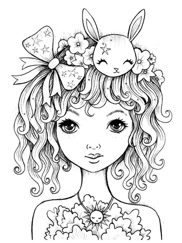 Cute Coloring Page With Images Adult Coloring Pages Coloring