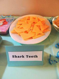 Carrie Dahlin: Little Mermaid Birthday Party