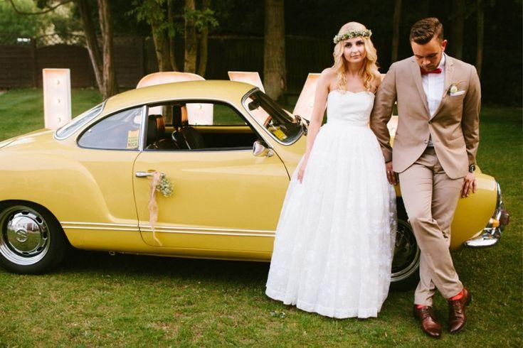 Ada i Artur – rustykalny ślub, fotografia Bajkowe Śluby