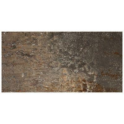 Soci Porcelain Field Tile SSF-5201 12x24 Cast Iron Rust Natural