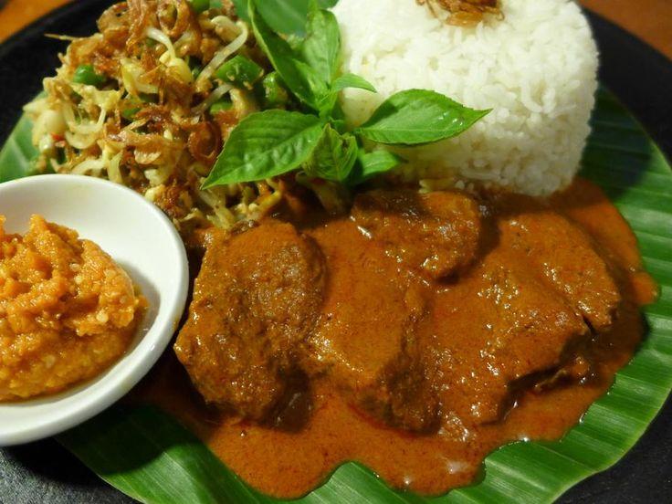 Gule Lemak - Lombok Beef Curry