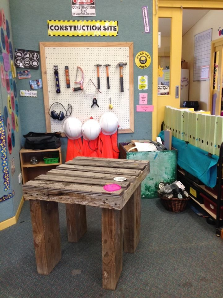 Construction Play Area - Baranduda PS via Walker Learning Approach: Personalised Learning ≈≈