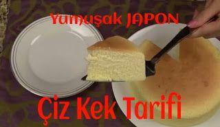 Gönüllü Sadelik Ve Sağlıklı Yaşam: Meşhur Yumuşak Japon Çiz Kek Tarifi  Hafif bir tatlı isteyenler için yapılması kolay bir çiz kek tarifi.   Malzemeler:  *3 yumurta *120 gr beyaz çikolata *120 gr tuzsuz krem peynir (oda sıcaklığında)  Hazırlanışı:  Yumurtaların sarısını beyazından ayırın. Yumurtaların beyazını buzdolabına koyun. Fırınınızın derecesini 170 C dereceye ayarlayın. Beyaz çikolataları içinde kaynamış su bulanan bir kabın üzerine koyarak buharda eritin.