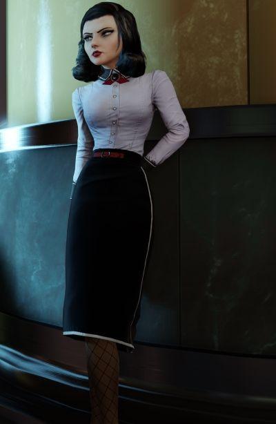 BioShock Infinite: Burial at Sea Episode One review: sink or swim | Polygon