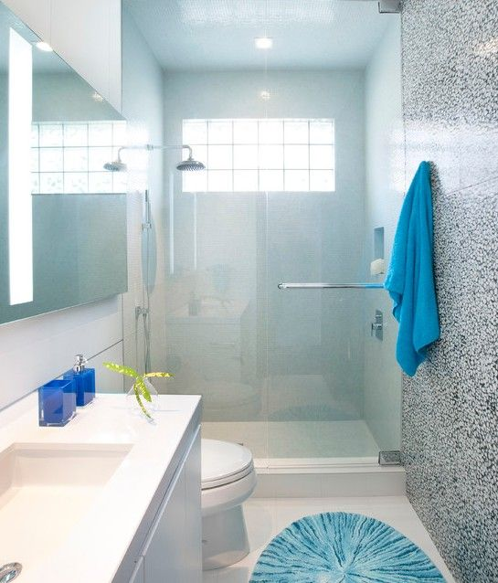 small bathroom ideas - Bathroom Ideas Long Narrow Space