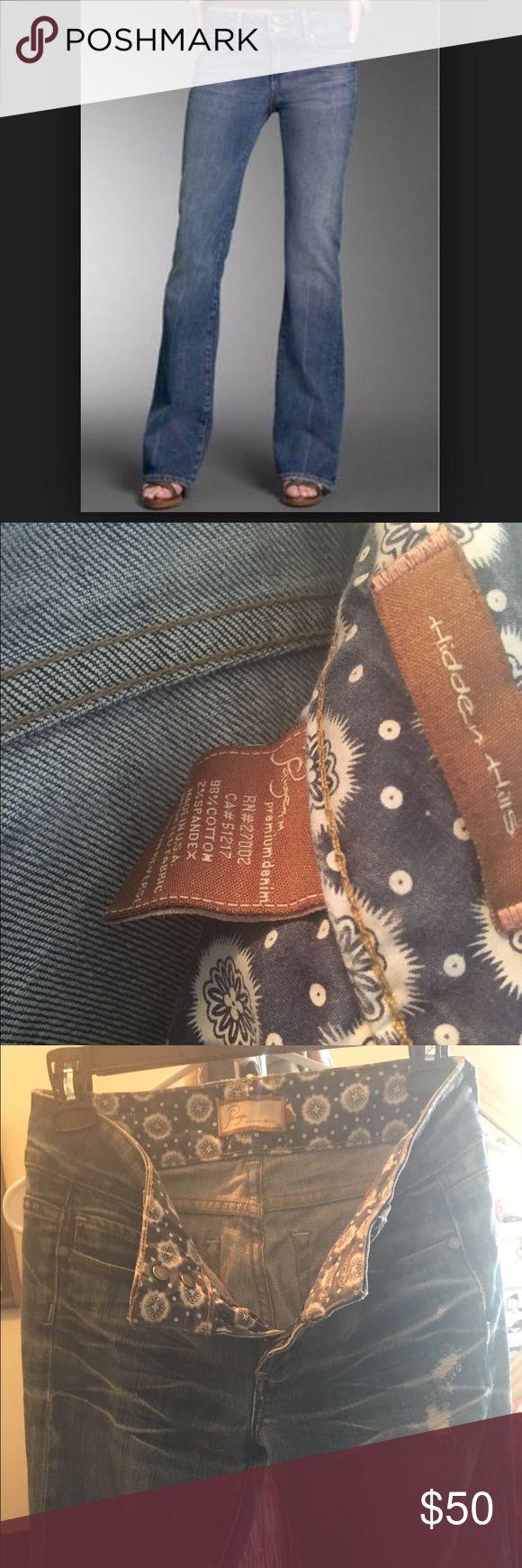 SALE - Hidden Hills by Paige Hidden hills jeans by Paige. Amazing quality. Size 27. Paige Jeans Jeans Straight Leg