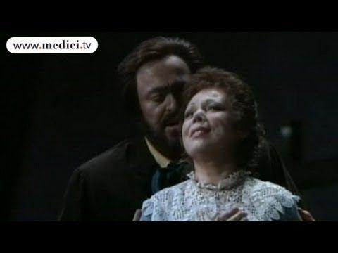 La bohème - Puccini - O soave fanciulla - Mirella Freni and  Luciano Pav...