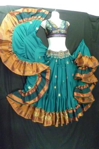 Magical Fashions has an extensive variety of belly dance costumes from saris, banjara cholis, skirts, salwar-kameez, lehnga, cholis, jewelry, hand bags, home decor and other bellydance accessories.