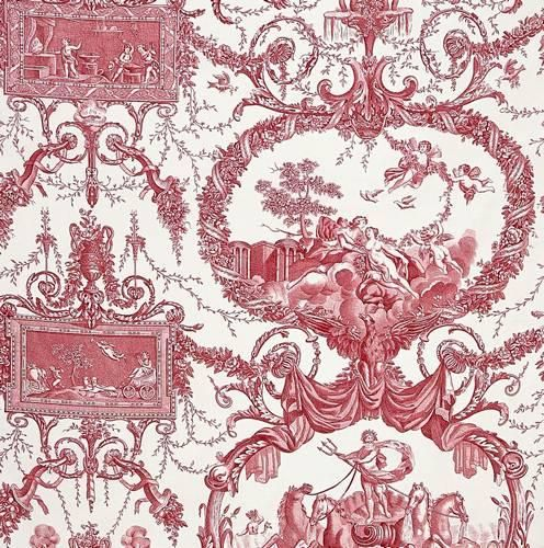 1000 images about toile de jouy style on pinterest french country style and fabrics. Black Bedroom Furniture Sets. Home Design Ideas