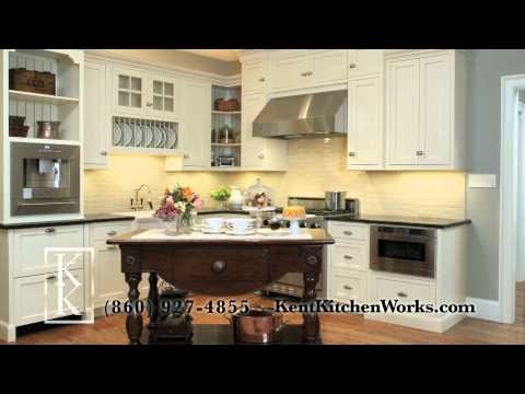 from Kent Kitchen Works in Kent, CT | Kitchen & Bath Design Videos