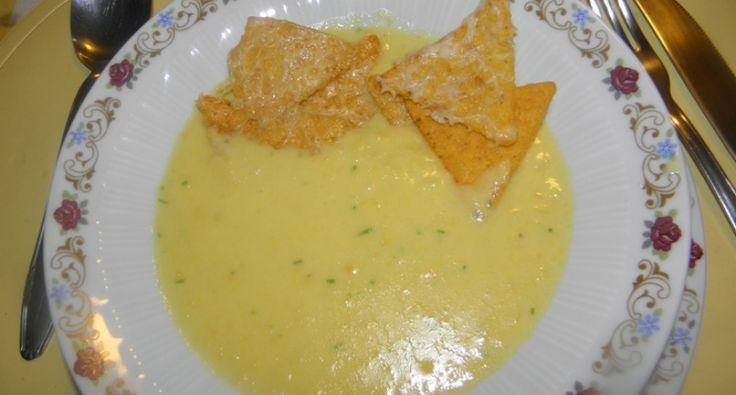 Kukorica krémleves recept II.
