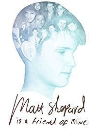 Matt Shepard is a Friend of Mine is a powerful feature documentary about Matthew Shepard, the gay young man who was tortured and murdered in one of the most notorious hate crimes in U.S. history. Directed by Michele Josue, a close friend of Shepard's, the film revisits the shocking case with never-before-seen photos, rare video footage, and new revelations about Shepard's all-too-brief life.
