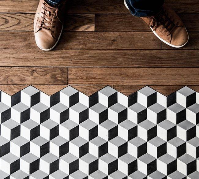 Royal Roulotte Levallois Renovation Decoration Cement Tiles Kitchen Parquet 04