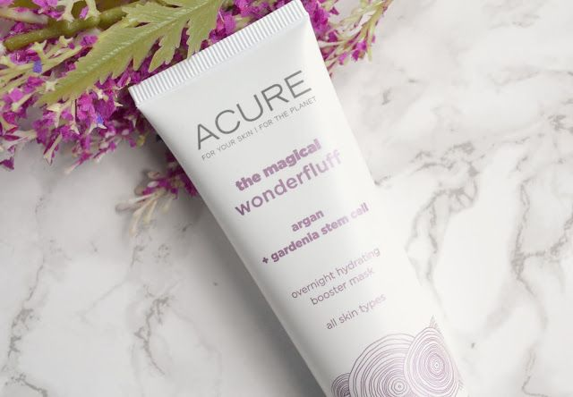 Acure The Magical Wonderfluff Overnight Hydrating Booster Mask