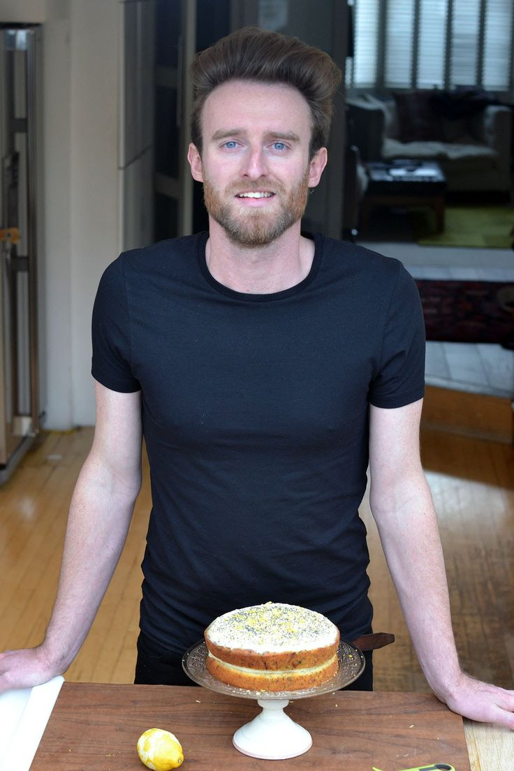 The Great British Bake Off's Iain Watters - Courgette/Zucchini, lemon & ...