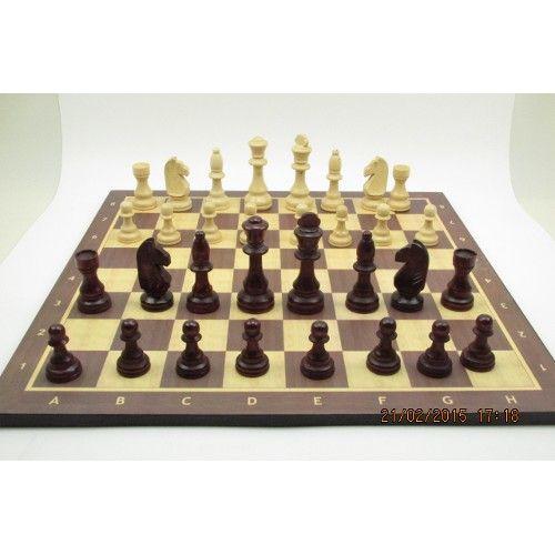 Turnuva satranç takimi - büyük boy ürünü, özellikleri ve en uygun fiyatların11.com'da! Turnuva satranç takimi - büyük boy, satranç kategorisinde! 51440811