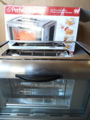 TOASTER, PERFECT TOASTER. NEW IN BOX
