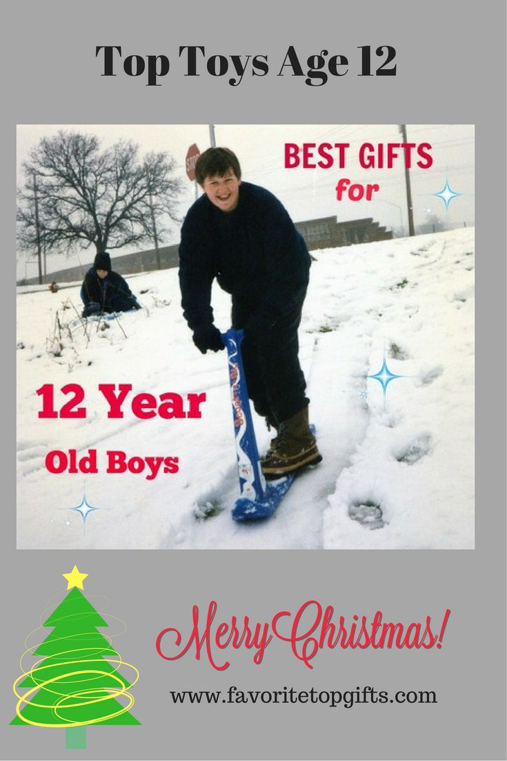 Toys For 12 Year Olds : Best images about gifts for year old boys on