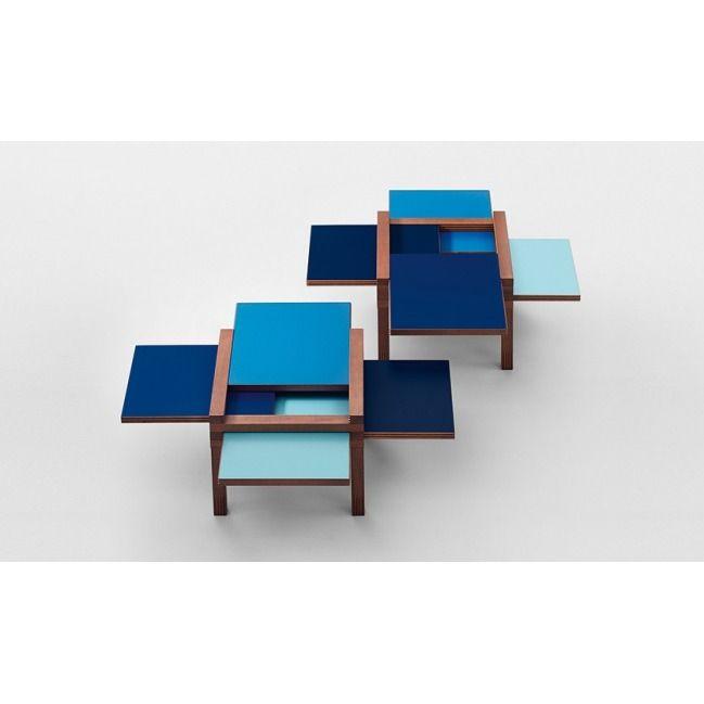 Table basse Mini Quattro Modulable