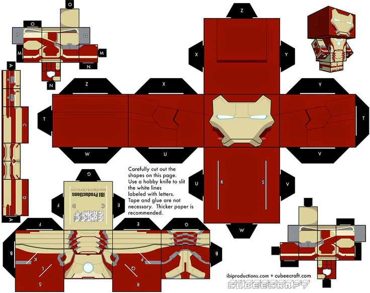 Santa Clara Artesanato: Papercraft Os Vingadores - Avengers