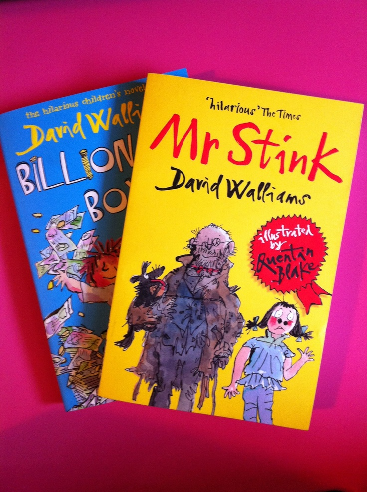 Working my way through David Walliam's children's books! Very enjoyable, the new Roald Dahl. The Quentin Blake illustrations  are perfect for the book!