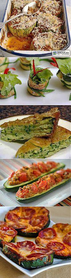 Топ-5 закусок с кабачками - Статьи - Полезное - Кулинарные рецепты, диеты, меню, рецепты блюд. Smak.ua: Ты - кулинар!