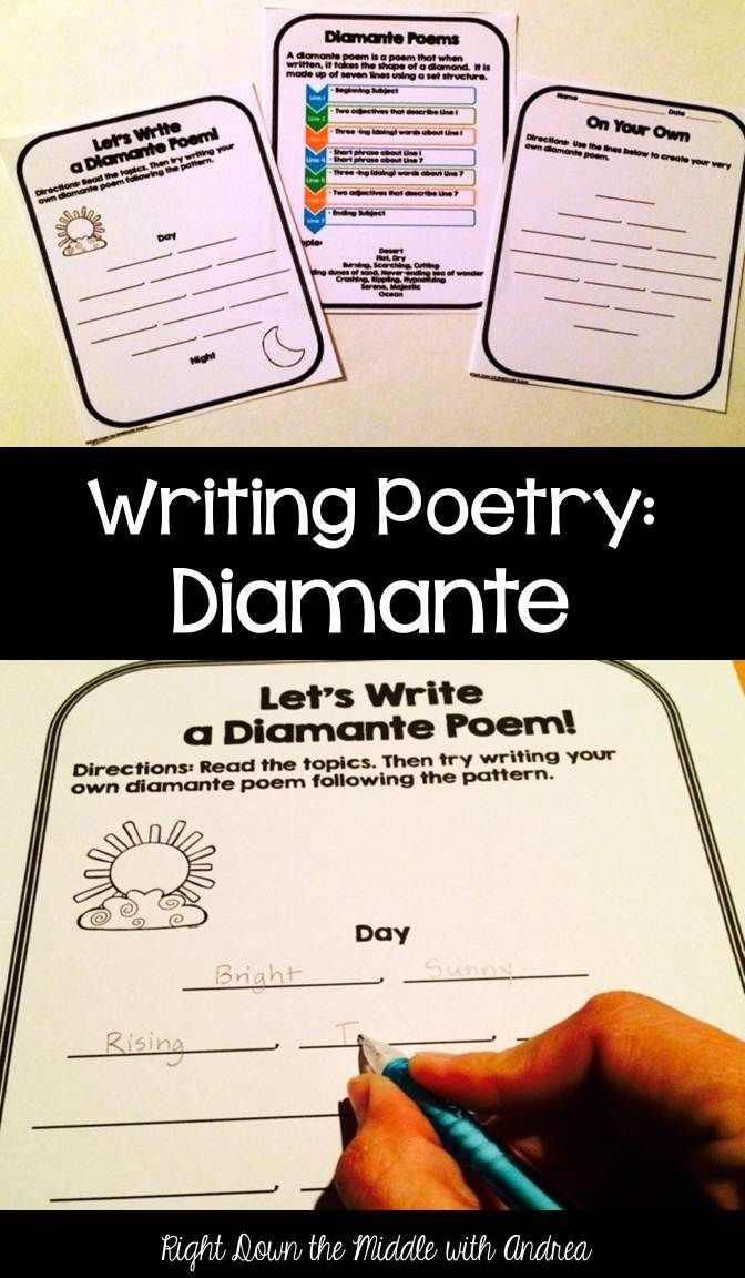 7 tips for teaching free verse poetry