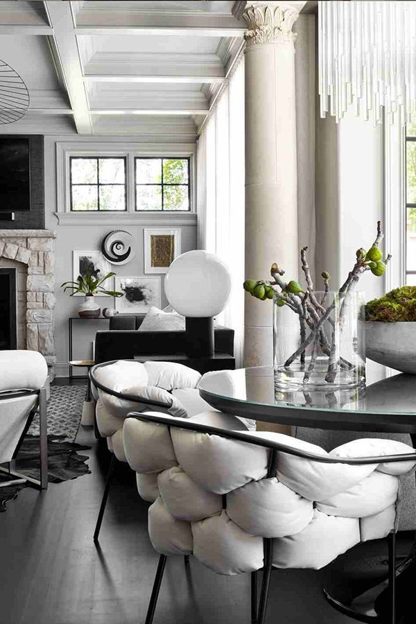 Best Interiors On Instagram With Images White Room Decor
