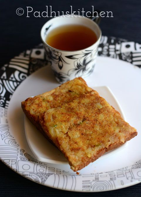 A quick and easy sandwich prepared with potatoes and spices.