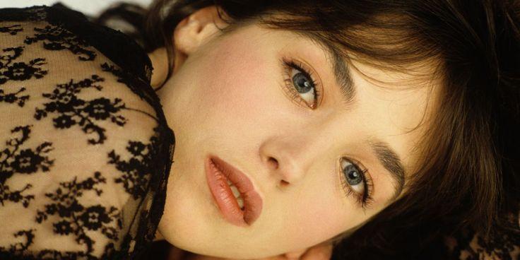 """Isabelle Adjani l'année de la sortie de """"Pull Marine"""""""