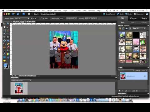 how to create a photo video with music