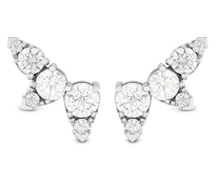 Diamant Ohrringe aus 585er/750er Gold mit 1.20 Karat Diamanten für nur 2399 Euro bei www.juwelierhausabt.de in Dortmund erhälich.   #diamantohrringe #diamantohrstecker #weissgold #gelbgold #rosegold #weisse_diamanten #schmuck #ohrschmuck #ohrstecker #juwelier #abt #dortmund #karat
