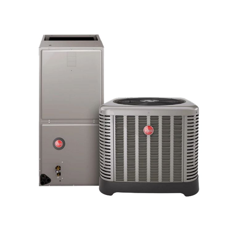 If You Are Searching For A Rheem Heat Pump Then Diy Appliance Hvac Parts Is The Best Option For You Buy Our Rheem Heat Pump Syste Heat Pump System Heat