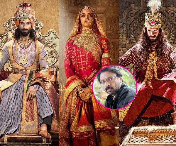 Padmavati row: Here's what Sanjay Leela Bhansali, Deepika Padukone, Ranveer Singh and Shahid Kapoor have to say about the… #FansnStars