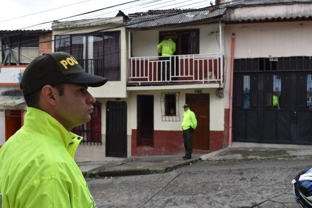 INTERPOL–SIJIN, bajo coordinación de la Fiscalía 32 del municipio de Santa Rosa de Cabal, realizaron extinción de dominio A dos inmuebles ubicados en el municipio santarrosano.