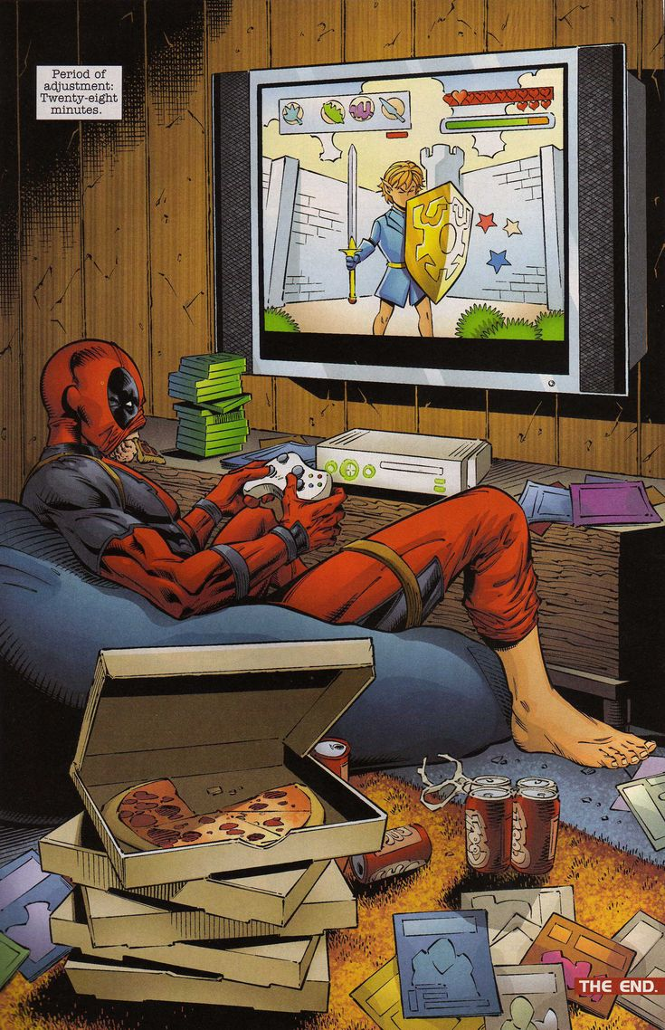 Deadpool Plays Video Games Your #1 Source for Video Games, Consoles & Accessories! Multicitygames.com