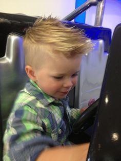 3 Year Old Boys Haircuts