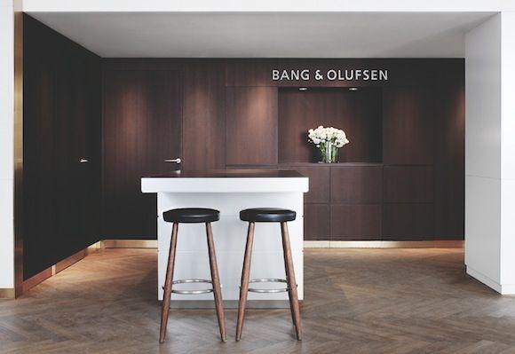 Bang and Olufsen Copenhagen global retail concept 3